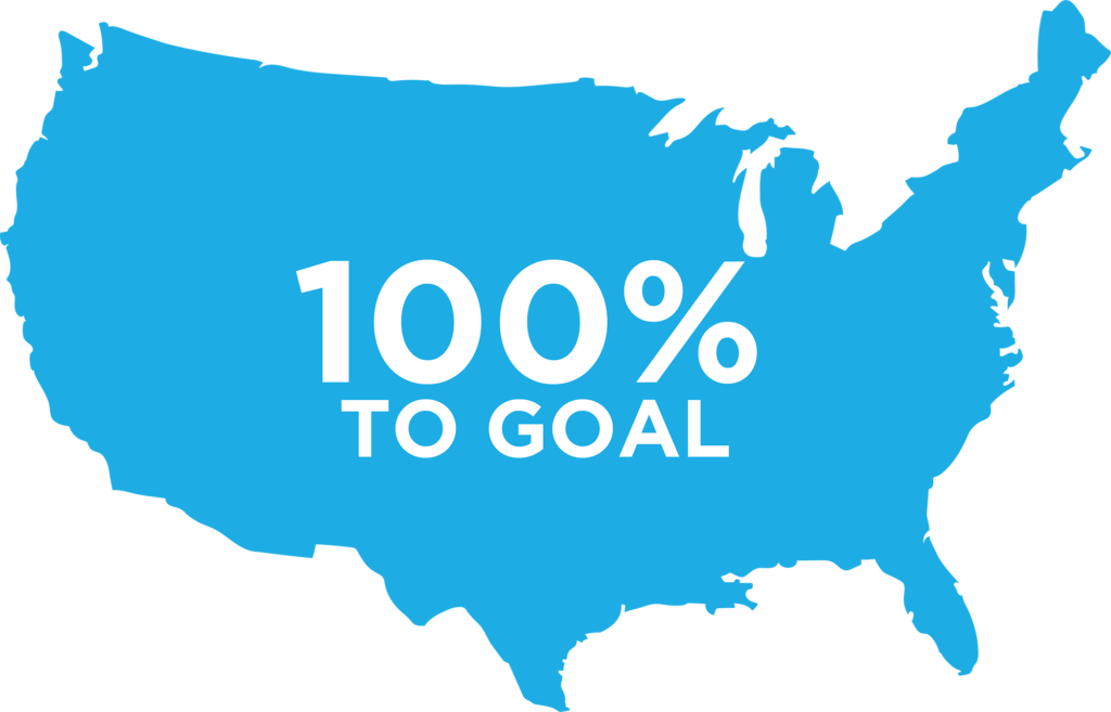 100% To Goal